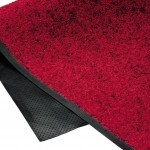 Carpet Runner Mat Red  3' x 10'