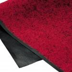 Carpet Runner Mat Red  3' x 10'